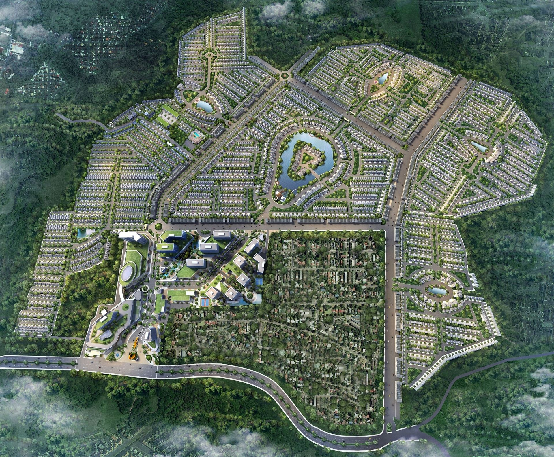 Master Plan CitraLand Cibubur 2021